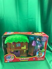 Dora The Explorer Let's Go Adventure Treehouse NEW (MINOR SHELF WEAR)