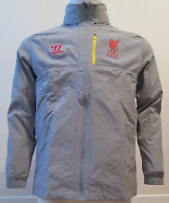 Liverpool Warrior training rain jacket for boys size LB/146