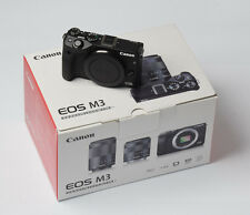 NEW Canon EOS M3 converted 2 Full Spectrum or Infrared per your choice 590nm 850
