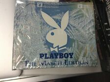 Playboy Sealed Trading Card Box MARCH Autograph 36Packs Playmate auto celebrity
