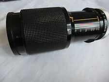 Camera lens for CANON SLR 70-210mm f 1:3,5 VIVITAR SERIES 1 VMC MACRO    ..  N14