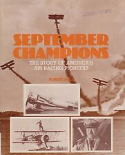 September Champions by Robert Hull - Cleveland Air Races Air Show Racing