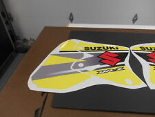 SUZUKI DRZ 400 350 450 650 SHROUD FUEL DECAL NEW QUALITY STICKER TANK