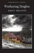 Wuthering Heights (Wordsworth Classics) - Emily Bronte - brand new
