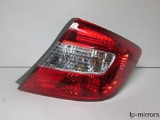 2012 HONDA CIVIC SEDAN TAIL LIGHT SIDE PASSENGER HAND RH OEM RIGHT