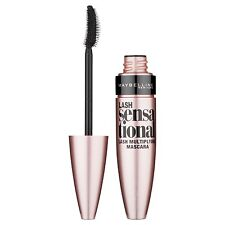 6x Maybelline Lash Sensational Mascara 01 Black 9.5ml
