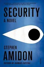 Security by Stephen Amidon (2010, Paperback)