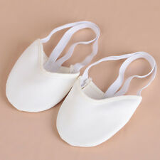 Half Rubber Sole ballet pointe Dance Shoes Rhythmic Gymnastics Slippers Foot