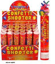 Large 20cm Tall Wedding Birthday Party Confetti Cannon Popper For Any Occasion