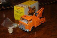 Vintage Dinky Toys / MIB / Depanneuse Berliet G.A.K. / Autoroutes / No. 589 A