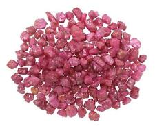 Burmies Red Ruby 118.5 Ct Natural Specimens loose Gemstones Rough Lot Free Ship