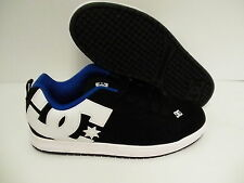 DC skateboarding shoes men's court graffik size 13 us