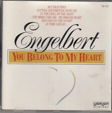 Engelbert - You Belong to My Heart, CD