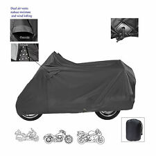 EGO CYCLE DELUXE MOTORCYCLE SCOOTER BIKE ALL WEATHER STORAGE COVER