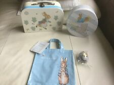 Peter rabbit bag / storage bundle - Easter- bn