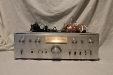 NORDMENDE PA-1100 stereo integrated amplifier VINTAGE VGC SERVICED RECAPPED