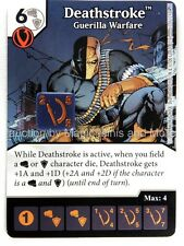Green Arrow Flash * FOIL * DEATHSTROKE #12 DC Dice Masters card