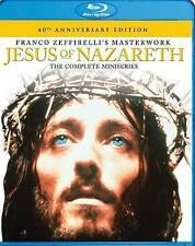 Jesus of Nazareth (Blu-ray Disc, 2016, 40th Anniversary Edition)