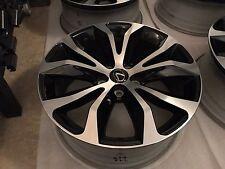 """Lexus NX200T 2015-2016 18"""" Factory OEM F-Sport Wheel Rim 74335 (Fits: NX200T)"""