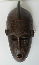 Antiques African Tribal Arts, African Masks Timber Carving