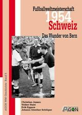 World Cup fútbol mundial 1954 informe Report dfb seleccion