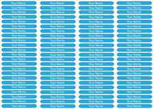 Autocollant imperméable personnalisé 92 BADGE étiquettes hbl01