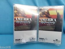 America My Grand Country 2 Music Cassette Set NEW & SEALED Double RCA BMG