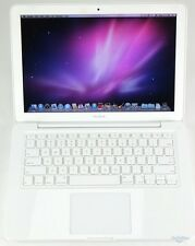 "Apple White MacBook Unibody 2009 13"" 2.26GHz 250GB 2GB RAM MC207LL/A + B Grade"