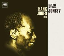 Jones Hank-have you met this Jones? (MPS culture Miroir Edition) - CD NEUF
