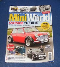 MINI WORLD JULY 2013 - OUTSIDE THE BOX
