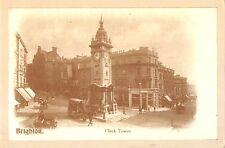 B102272 brighton clock tower chariot   uk