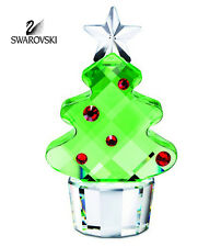 Swarovski Crystal Figurine CHRISTMAS TREE MEDIUM FELIX THE TREE #5103225