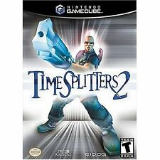 Time Splitters 2 Nintendo Gamecube - Game Only