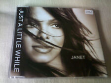 JANET JACKSON - JUST A LITTLE WHILE - 2 TRACK CD SINGLE