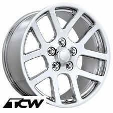 "(4) 20x9"" inch Dodge Ram SRT10 OE Replica Chrome Wheels Rims fit Ram 1500 02-17"