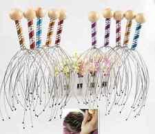 New Head Massager Neck Massage Scalp Relax Release Stress Neck Octopus Equipment