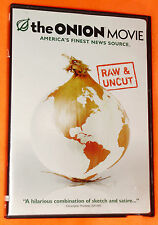 MINT The Onion Movie WS DVD Uncut Unrated ENGL + ESPANOL TRACKS