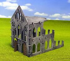 Cattedrale non verniciata rovine, MODULARE KIT WARHAMMER 40k PAESAGGIO INFINITO boltaction