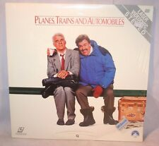 Laserdisc {2} * Planes, Trains, and Automobiles * Steve Martin John Candy