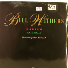 """BILL WITHERS HARLEM EXTENDED REMIX BY BEN LIEBRAND 12"""" MAXI SINGLE (j169)"""