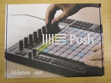 AKAI Professional & Ableton: Push Music MIDI Controller | NEW, for Live 9