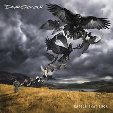 David Gilmour - Rattle That Lock - Heavyweight Vinyl LP & Download *NEW*