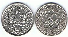 20 grosze Muenze 1923