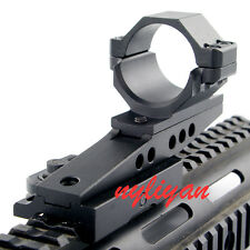 Hunting 30mm Ring Heavy Duty 20mm Rail Scope Cantilever QD Mount For Rifle New