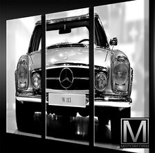 MERCEDES sl w113 pagode 280sl toile 3 châssis image voiture poster toile Art
