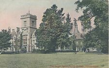 POSTCARD  GLOUCESTERSHIRE  Cirencester  Royal  Agricultural   College