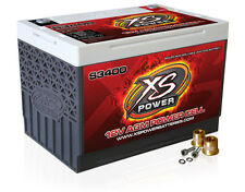XS Power S3400 Racing 12 Volt 3300 Amps 12V AGM Power Cell Battery Deep Cycle