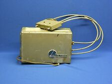 Vintage 1930's 1940's Philco AR45 Accessory AM Radio, Control Head & Cables