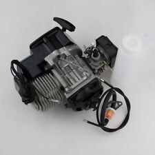 49CC 2 STORKE ENGINE MOTOR POCKET MINI BIKE SCOOTER ATV H EN02 EXCEPTIVE