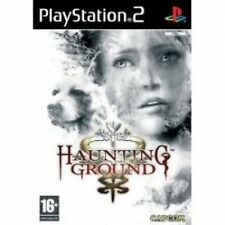 Haunting Ground Game PS2 Brand New